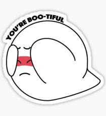 210x230 Cute King Boo Stickers Redbubble