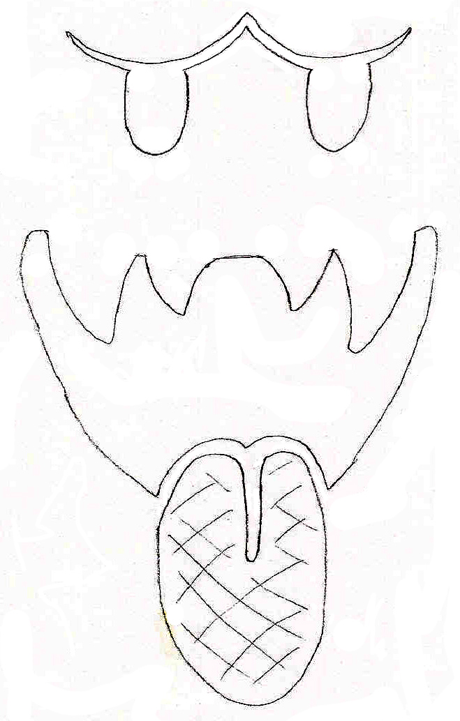 659x1034 Boo Pumpkin Stencil By Bewareofnerd