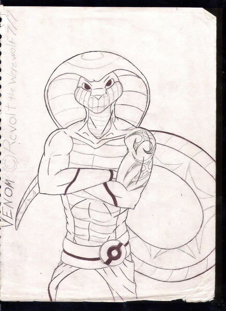 762x1048 Venom The King Cobra