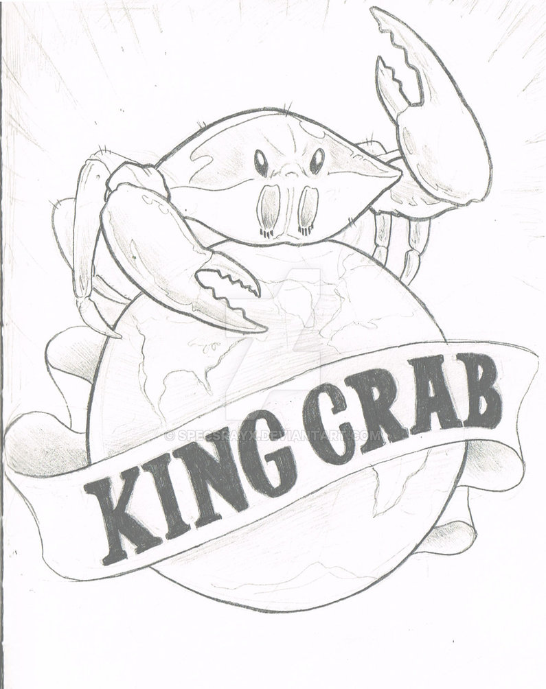 795x1004 King Crab Is Taking Over!! By Specsrayx