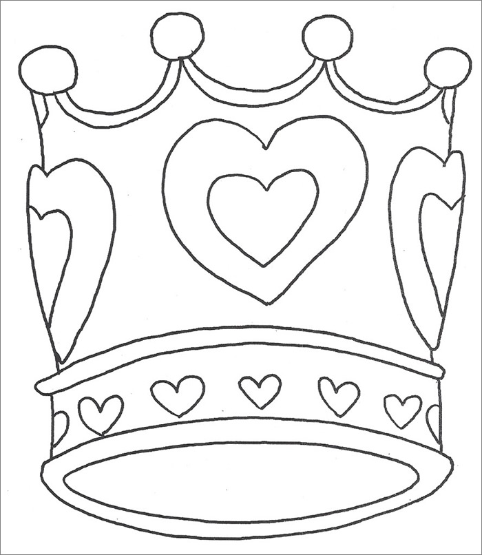 700x806 Crown Template