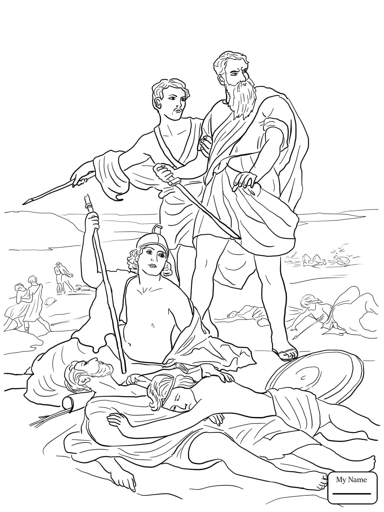1224x1632 Coloring King David Coloring Pages