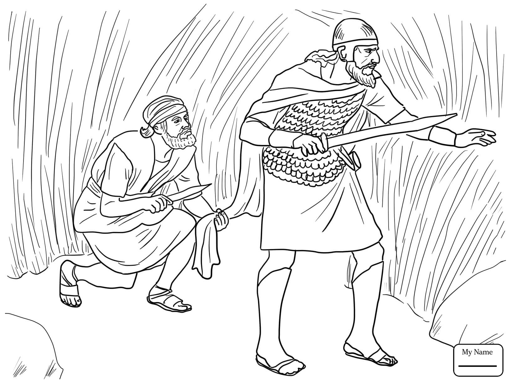 1632x1224 Coloring Pages For Kids David Brings The Ark To Jerusalem