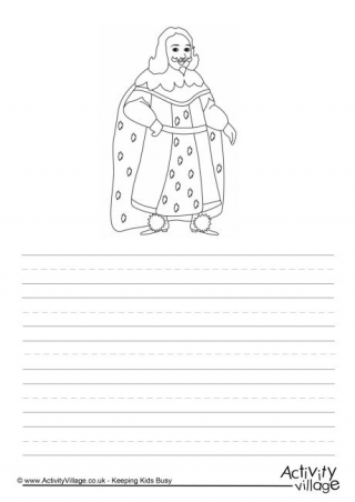 320x452 Learn To Draw King Charles I