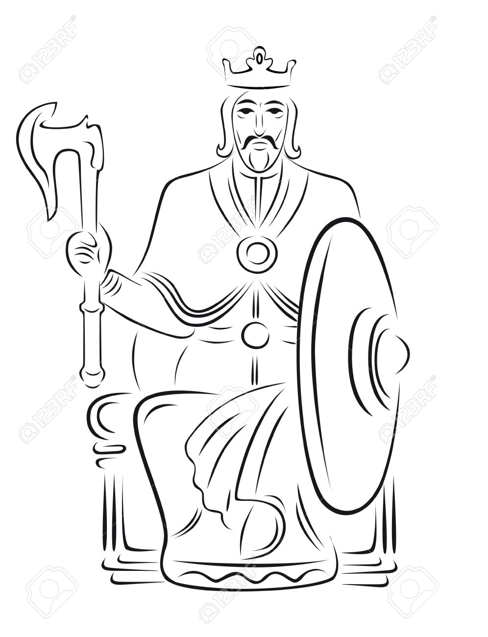 996x1300 Throne Clipart Medieval King