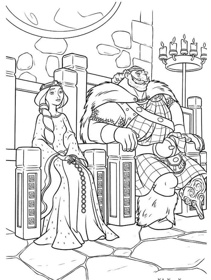 700x928 Kings Queens Were Sitting On Throne Kings, Queens