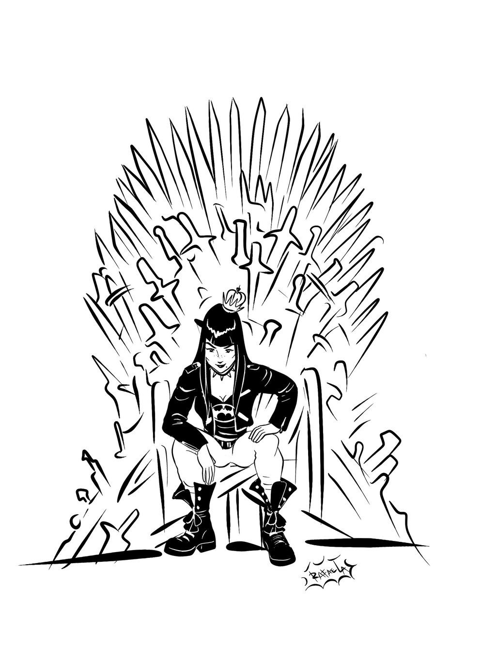 1024x1344 Drawing Of A Throne King On Throne Drawing Clipart Panda