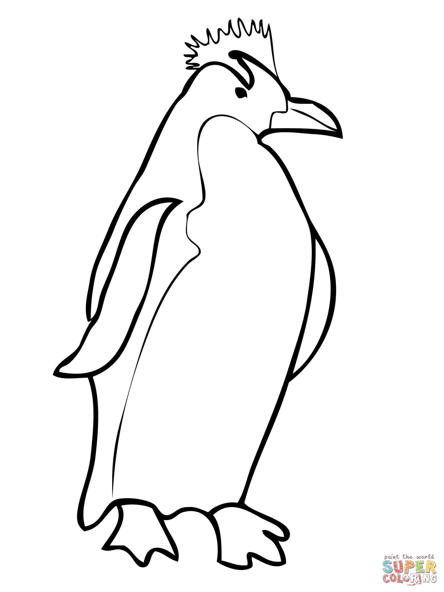 1500x2000 King Penguin Coloring Pages Best Of 11 Coloring Pages Penguin