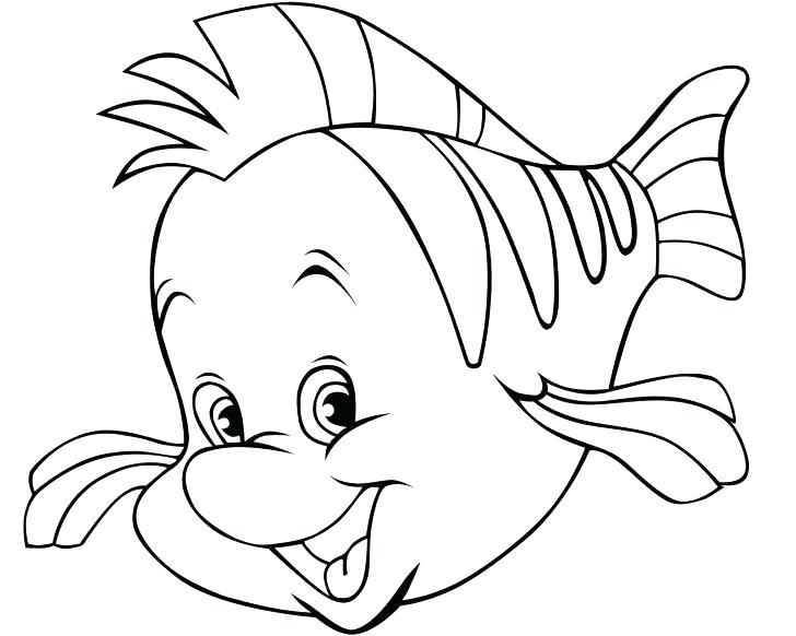 728x582 Good Salmon Coloring Pages Crayola Photo Free Printable Fish