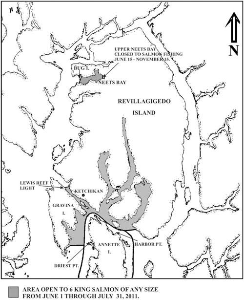 500x614 Sitnews King Salmon Limits Increased In Ketchikan Sport Fishery Areas