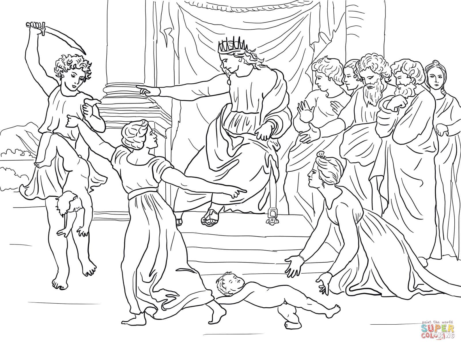 King Solomon Drawing at GetDrawings   Free download