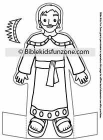 206x280 A Judgement Of King Solomon Bible Characters Pinterest