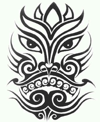 343x416 Pin By Bernie Wilson On Tribal Tattoo Artwork Tattoo
