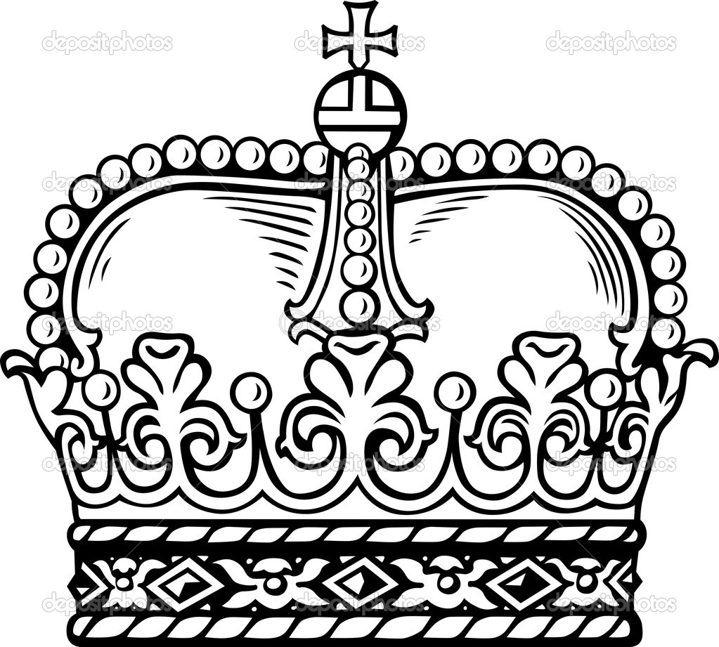 Kings Crown Drawing at GetDrawings.com | Free for personal use Kings ...