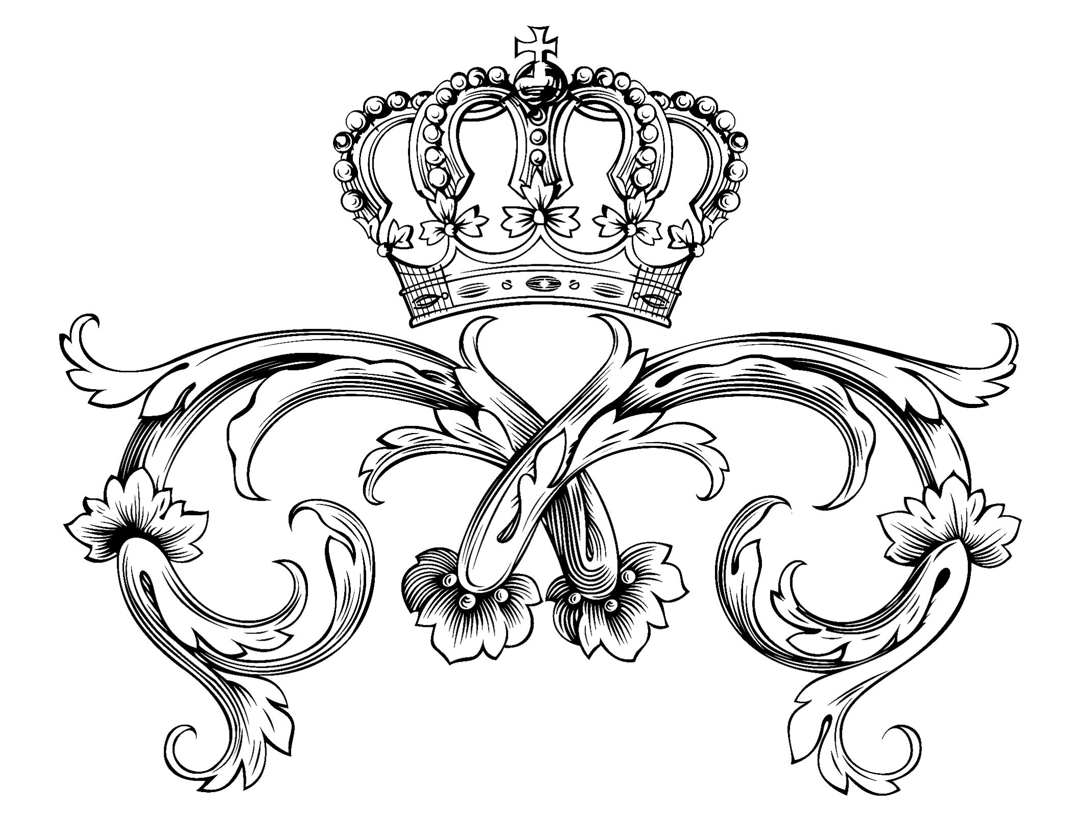 2110x1641 Symbol Royal Crown By Dl1on Royal