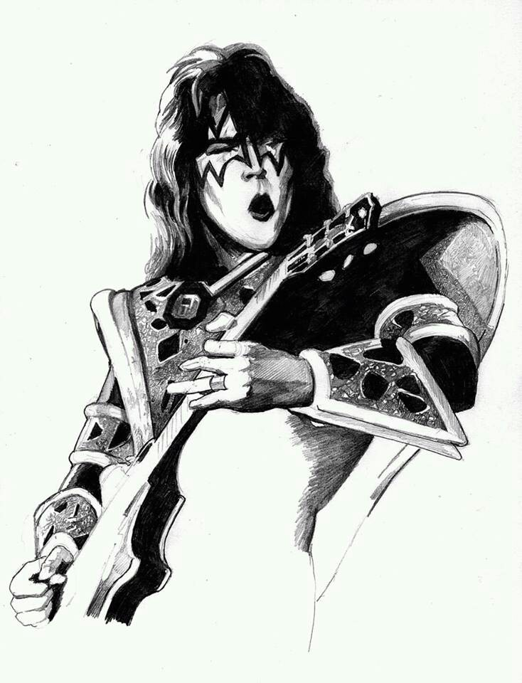 734x960 Pin By Joyce Kolb On The Hottest Band In The World .kiss