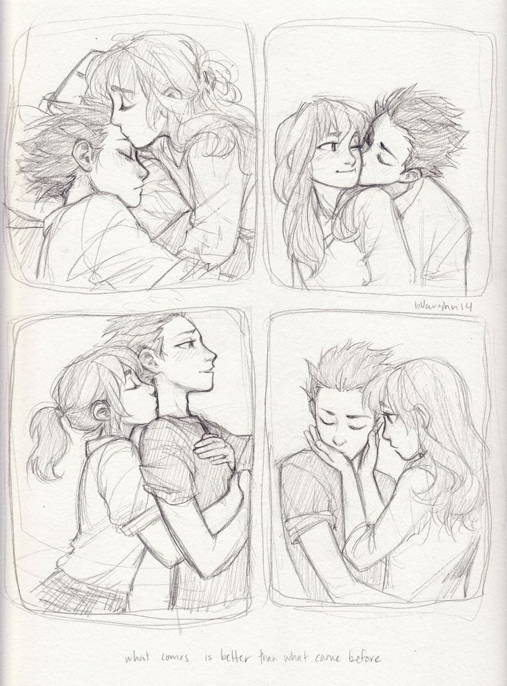 736x997 Gallery Love Couple Sketch Pic With Text,
