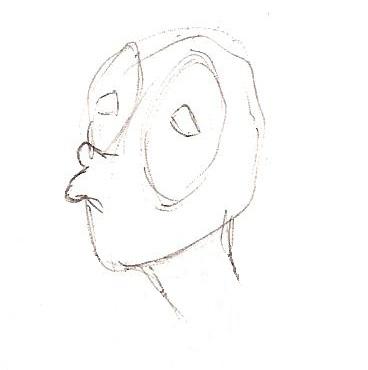 368x370 Kissy Face Deadpool By Kosmickrab