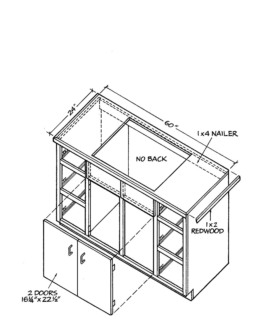 Kitchen Cabinet Drawings: Kitchen Autocad Drawing At GetDrawings.com