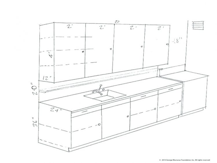 Kitchen Autocad Drawing At GetDrawings.com