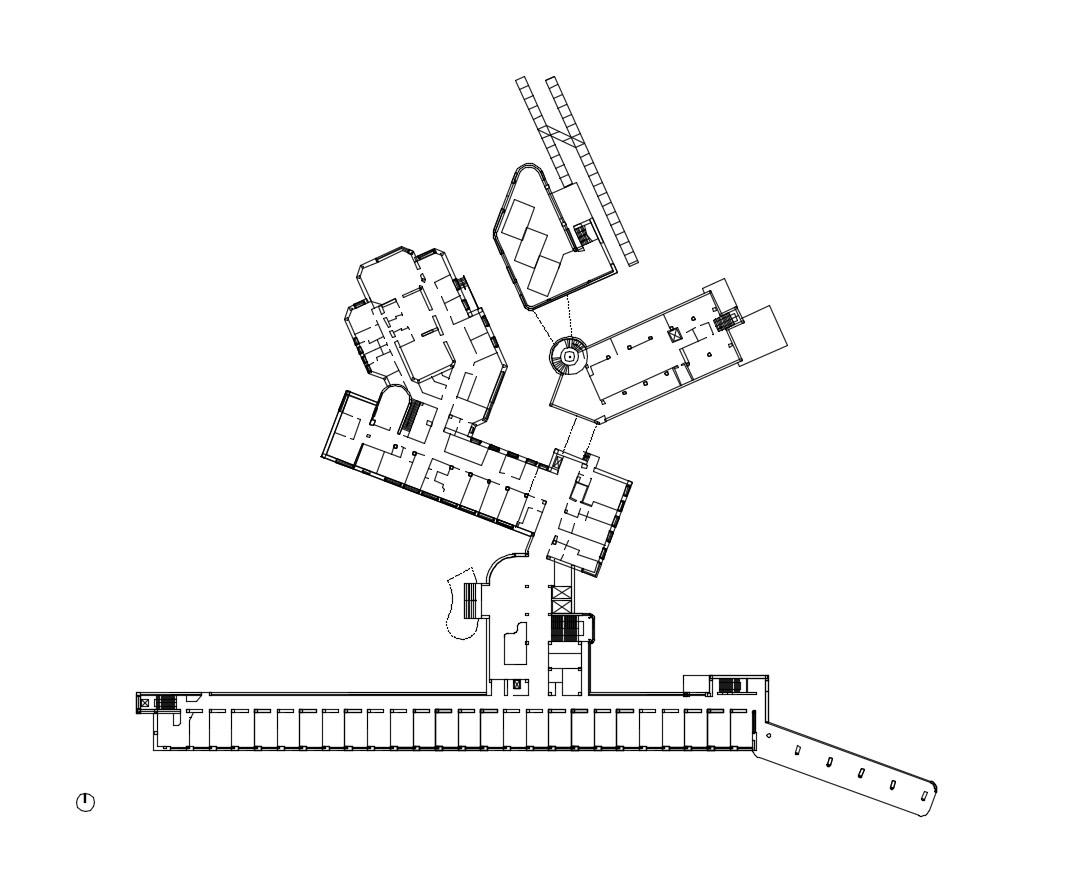 1068x889 Paimio Sanatorium Alvar Aallon Free Cad Blocks Amp Drawings