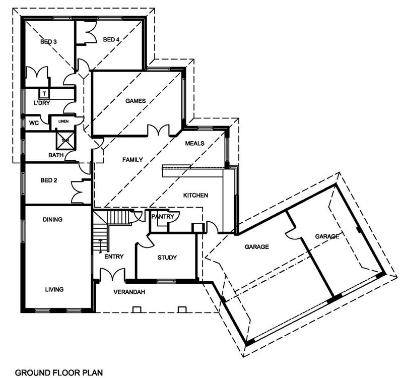 Kitchen Layout Autocad: Free For Personal Use Kitchen Autocad Drawing Of