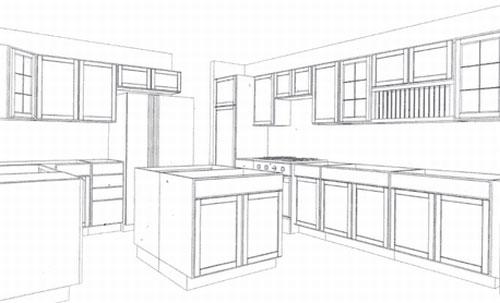 500x303 Kitchen Cabinet Layouts Kitchen Cabinet Layouts Alluring Best