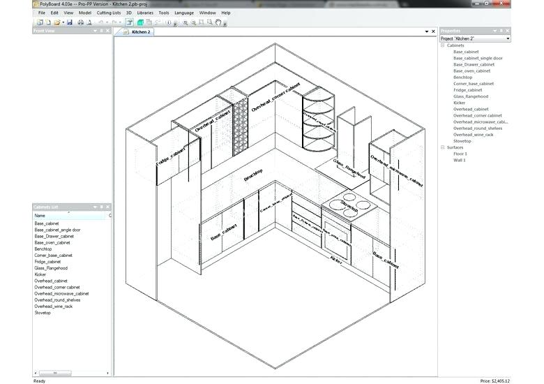780x550 20 20 Cabinet Design Software Software For Cabinet Design 20 20