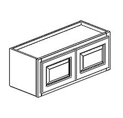 400x384 Wall Cabinetsbridge Wall Cabinetsaginaw Chestnut Kitchen Cabinet