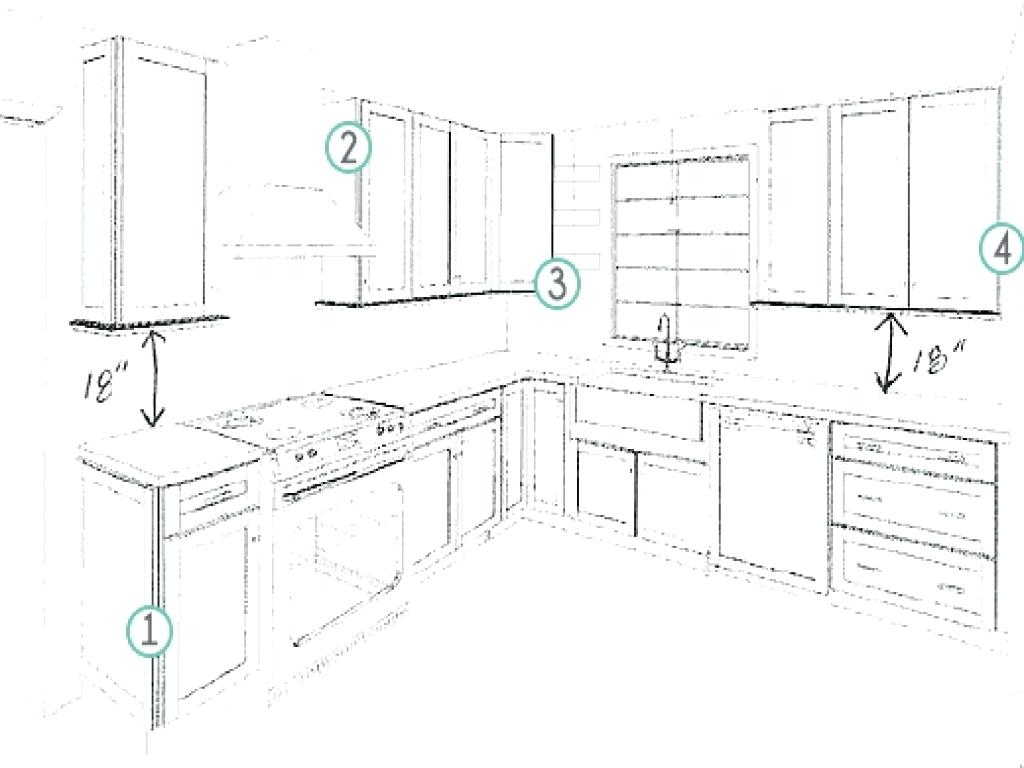 1024x768 Kitchen Cabinets Kitchen Cabinets Dimensions Cabinet Height Bar