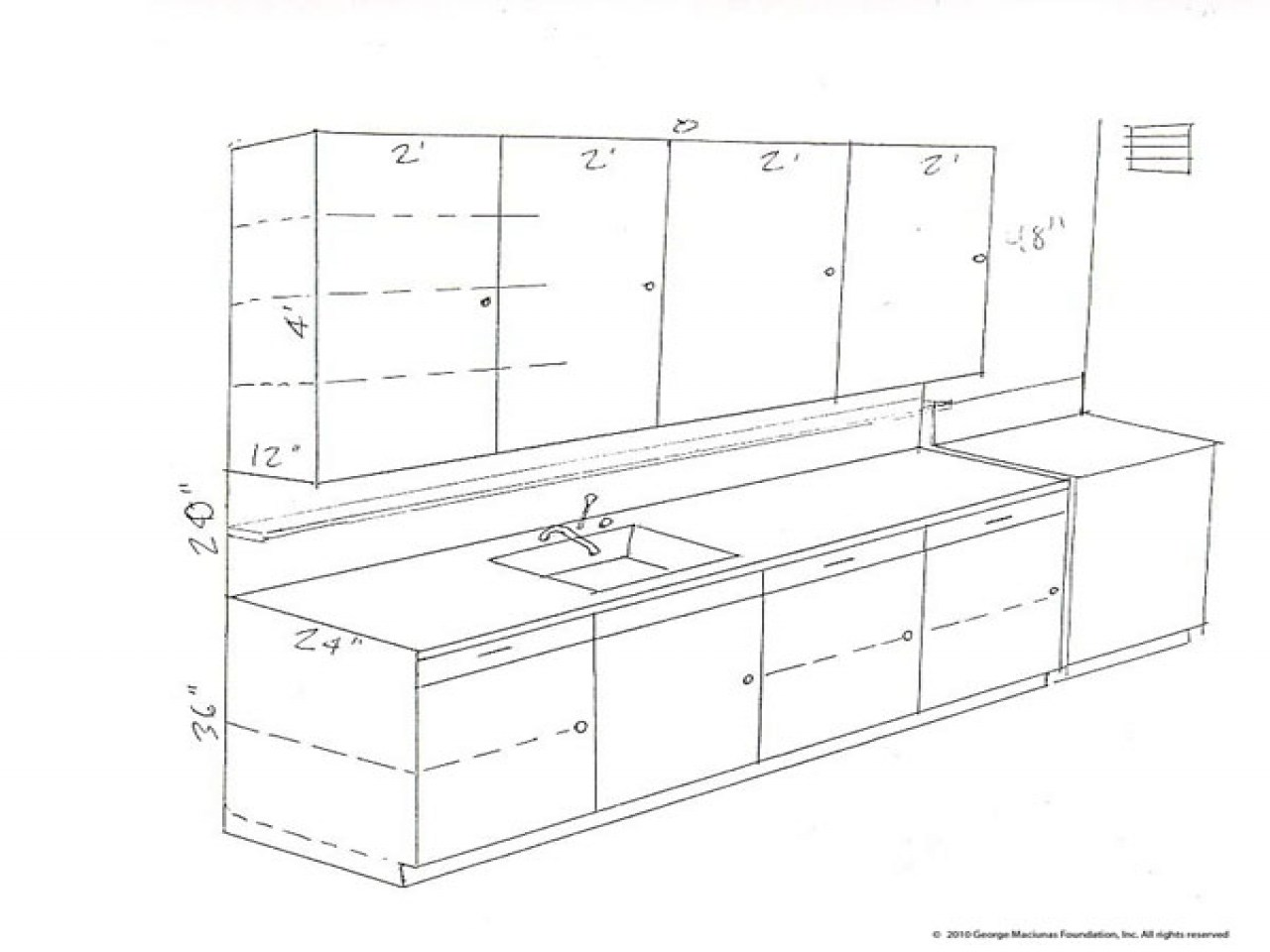 Kitchen Cabinets Drawing At Getdrawings Com Free For Personal Use