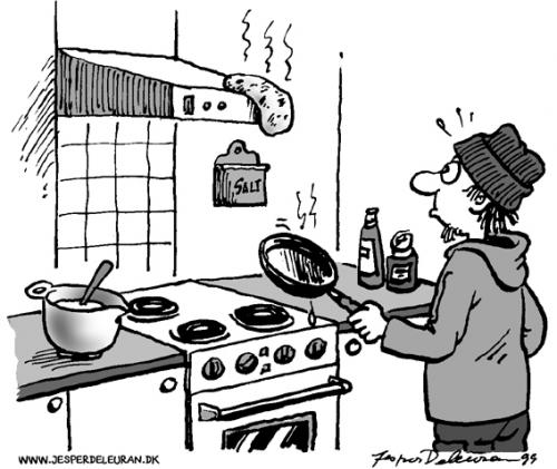 500x421 Cooking By Deleuran Education Amp Tech Cartoon Toonpool