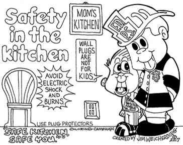 364x290 Safe Kitchen, Safe You Launch