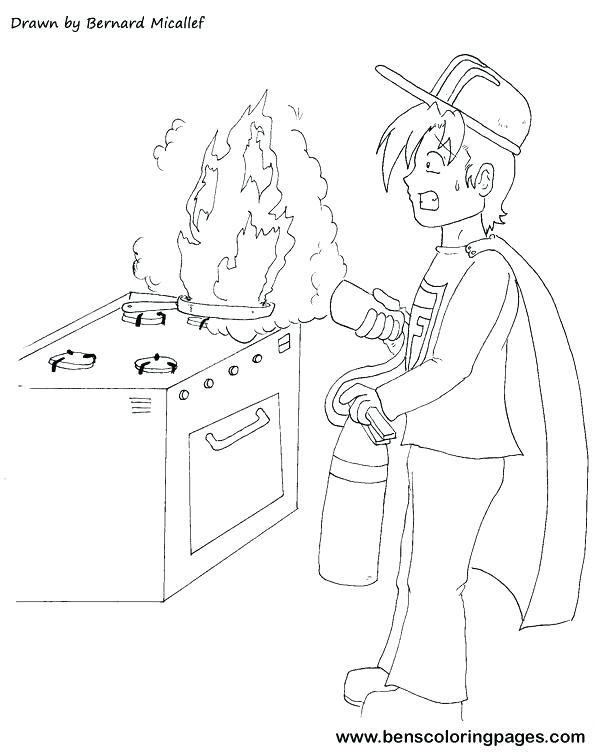 595x756 Safety Rules At Kitchen If Safety For Kitchen Equipment Thelodge