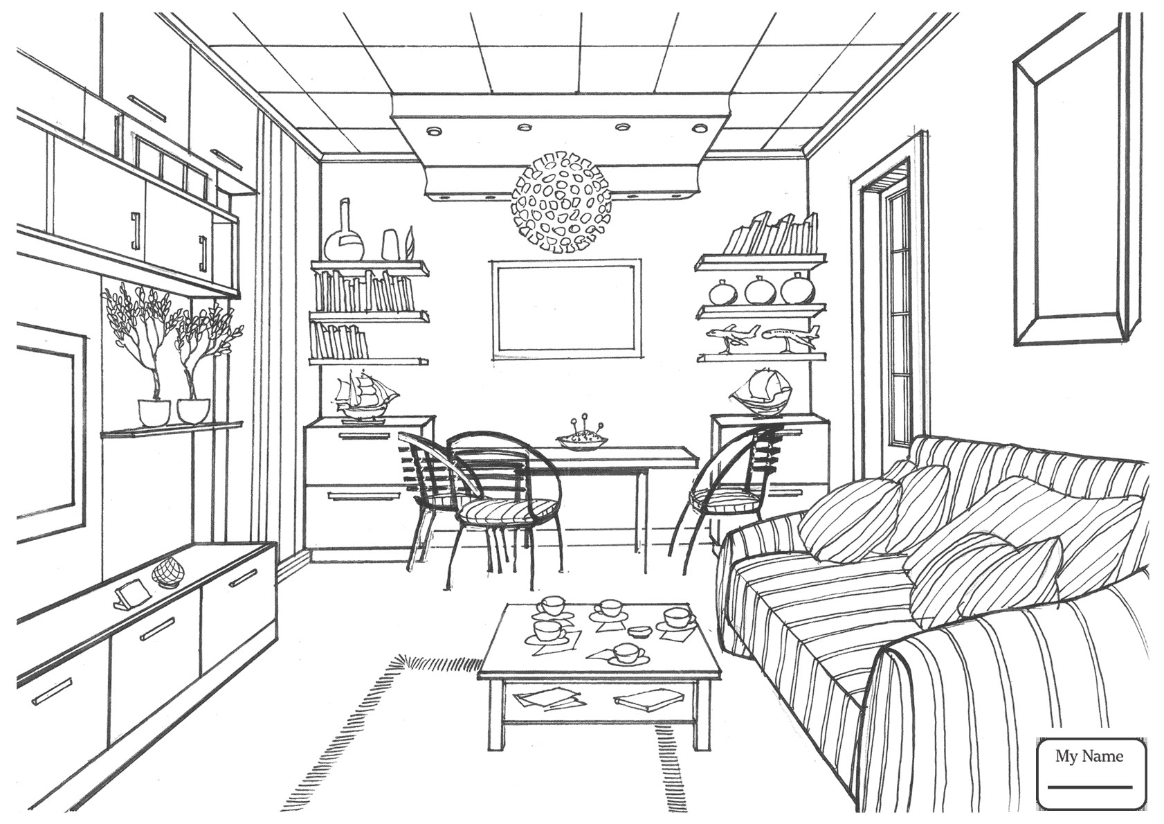 1682x1190 Kids In The Kitchen Coloring Pages For Kids Inspirational Kitchen