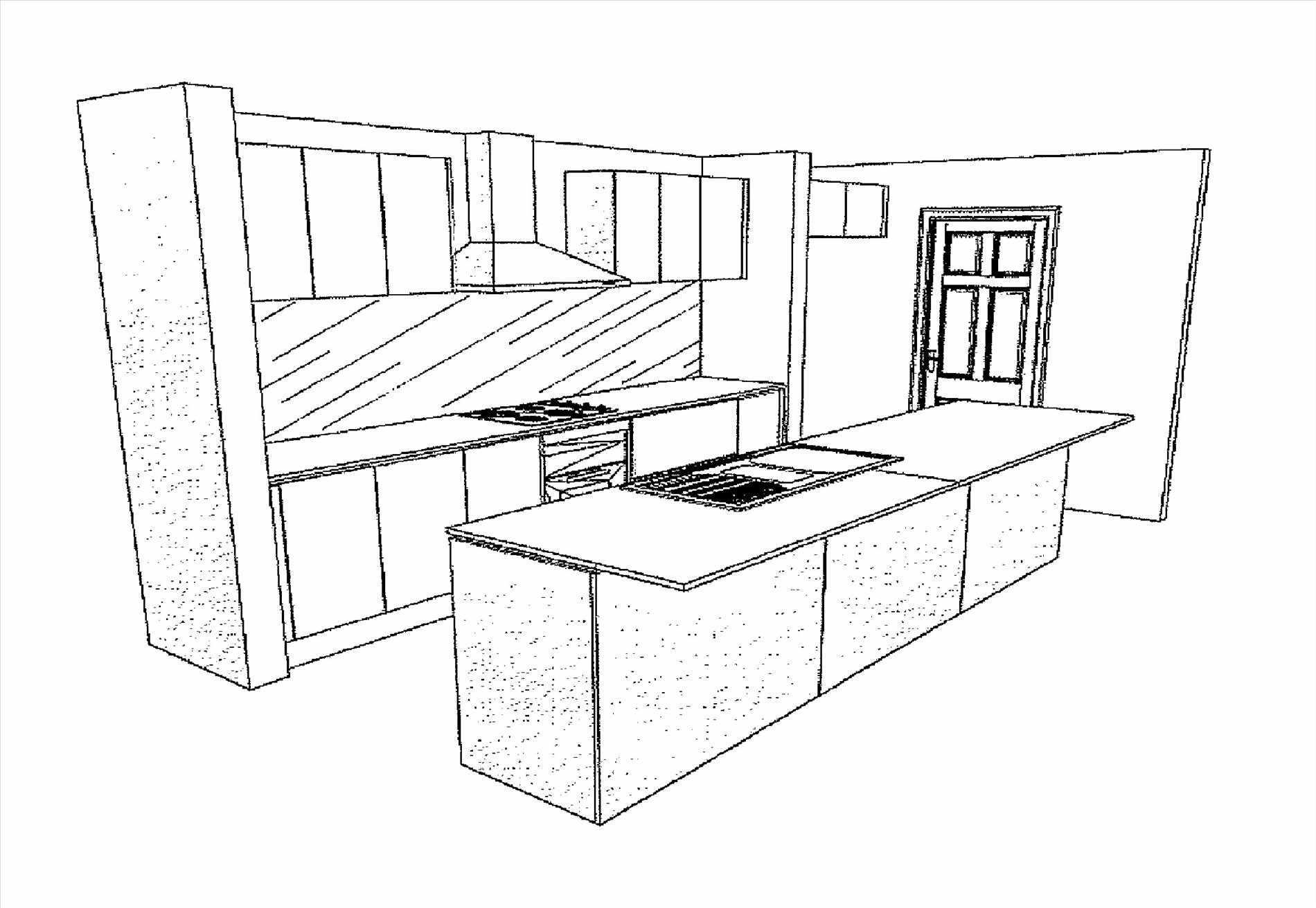 kitchen design drawing at getdrawings com