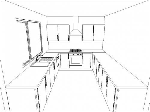 Exceptional 500x375 Kitchen Doors Traditional Kitchen Clicit Kitchens