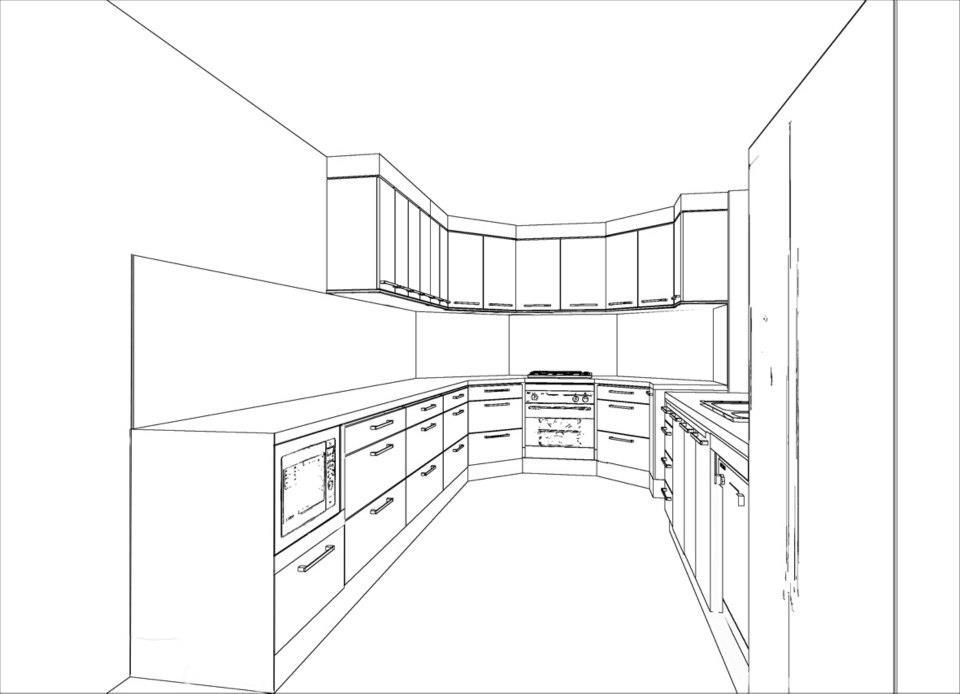 960x694 Retirement Village Kitchen Kitchen Addiction