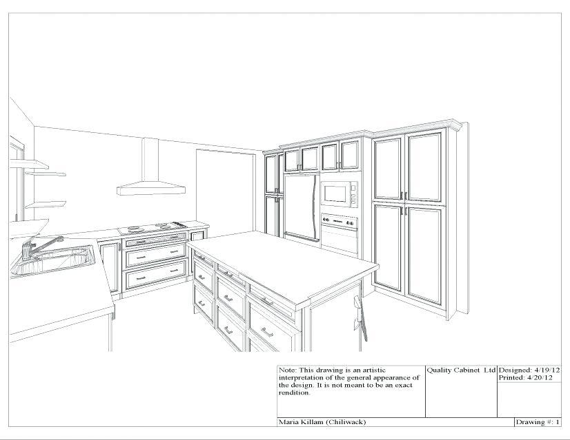 826x639 Kitchen Cabinet Shop Drawings Huetour.club