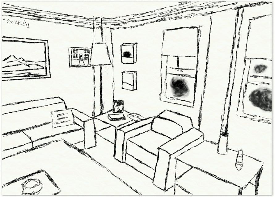 890x640 Living Room Drawing Nohocare Com Inside Design 1
