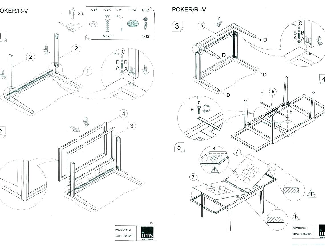 1140x862 Dining Table Dimensions Drawing Standard Rectangular