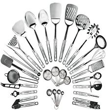 221x225 Homehero 29 Pcs Stainless Steel Kitchen Utensils Premium Set
