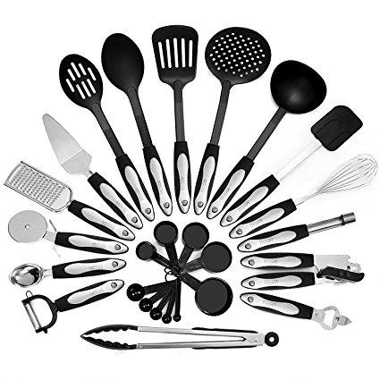 425x425 26 Piece Kitchen Utensils Set Amp Cooking Tools
