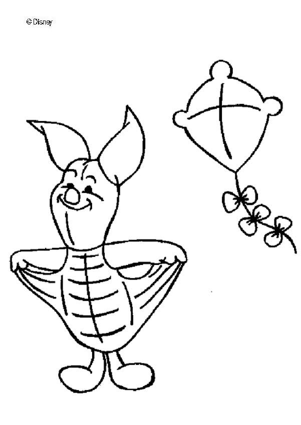 601x850 Piglet Coloring Pages, Drawing For Kids, Videos For Kids, Daily