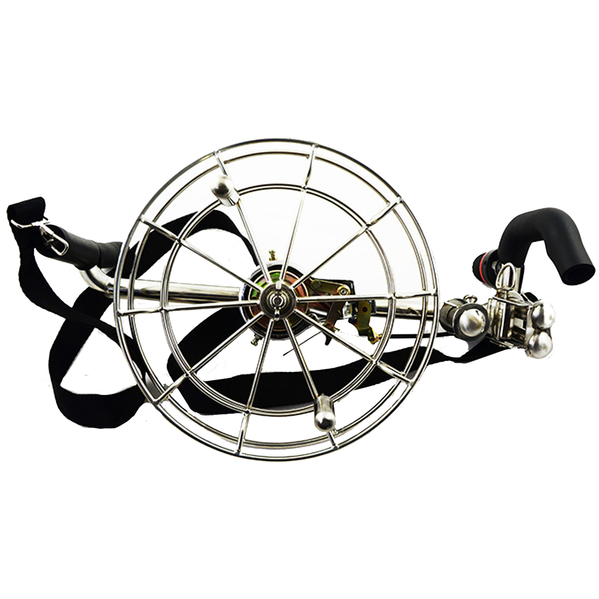 1200x1200 11 Strong Stainless Kite Line Winder Reel Brakes Control Adult Men