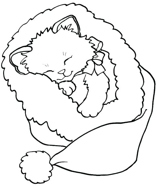 540x644 Kitten Coloring Sheet Kittens Coloring Pages Kitten Coloring Pages