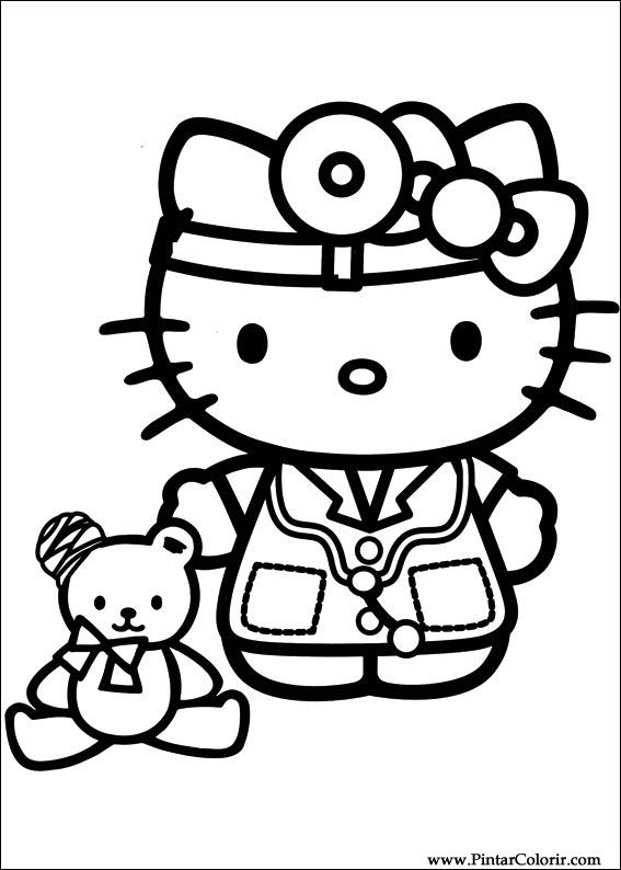 Kitty Drawing at GetDrawings.com | Free for personal use Kitty ...
