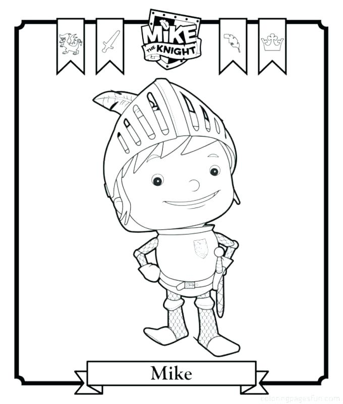 680x800 Coloring Pages Knights Knight Coloring Pages Free Printable