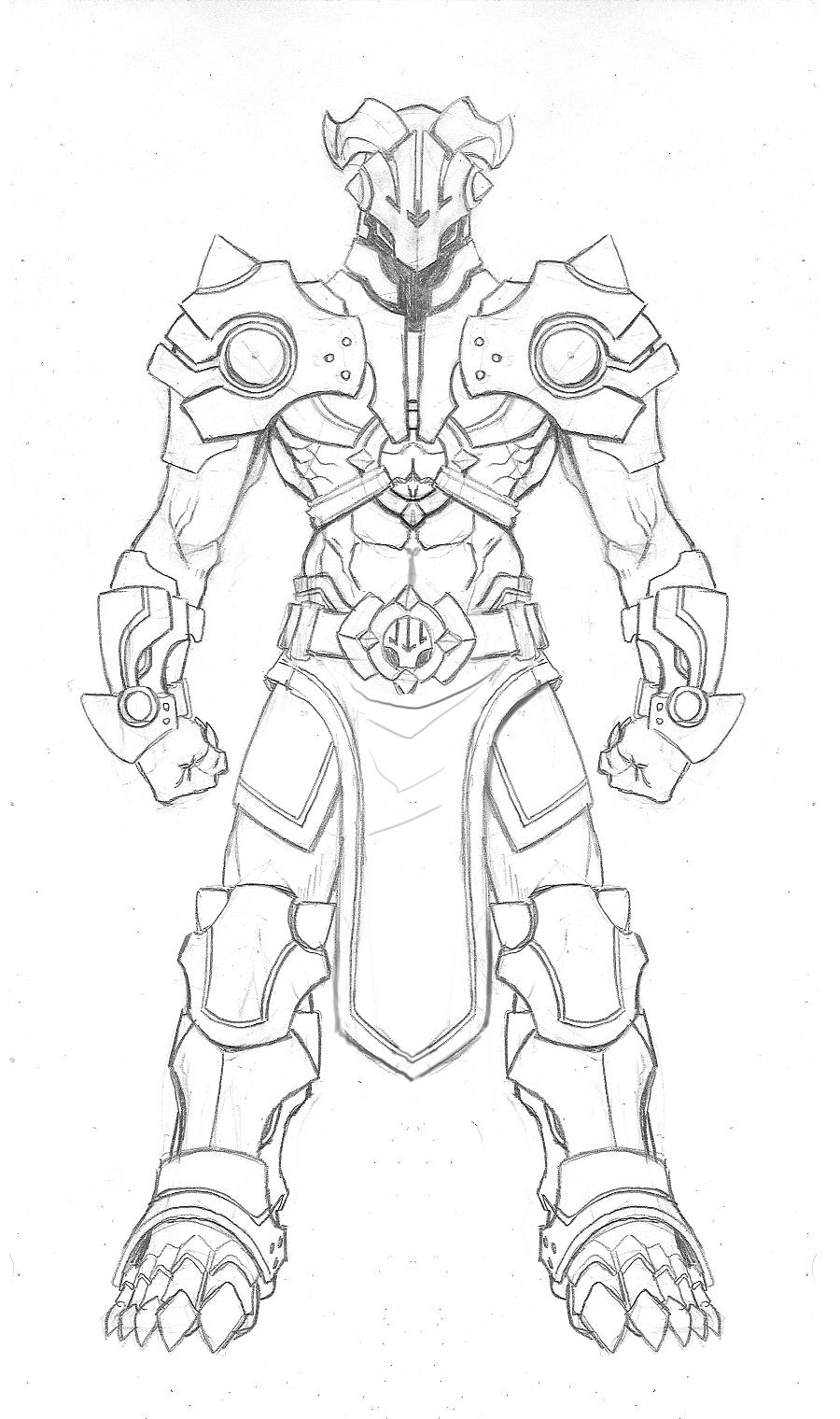 900x1520 Partition Demon Knight By Westalbott