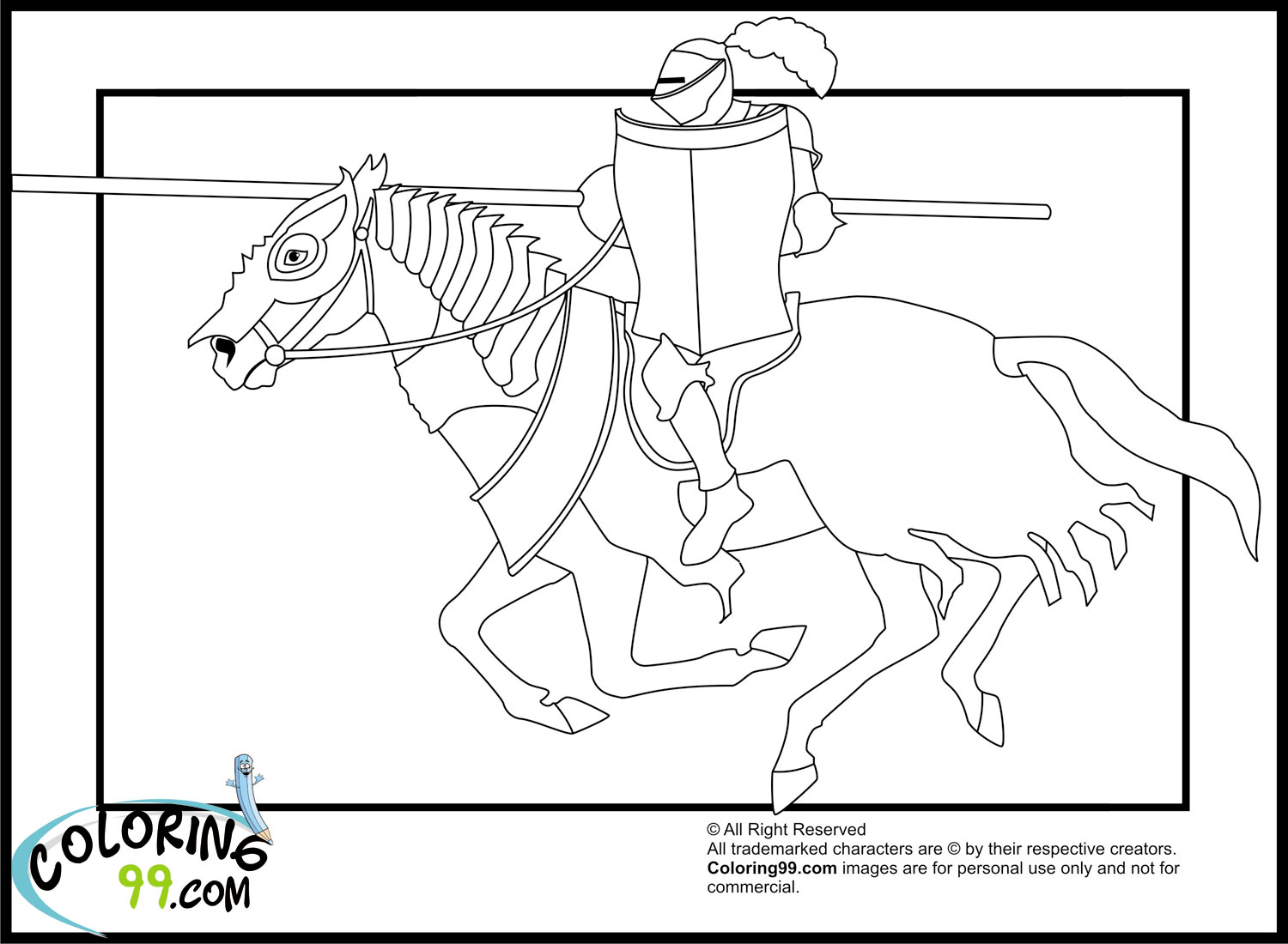1500x1100 Horse Coloring Pages Minister